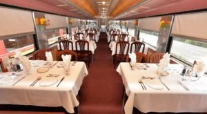 This Wine and Dinner Train In Ohio Is Perfect For Your Next Outing