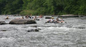 The Whitewater Tubing Adventure In New York That Will Add Thrill To Your Summer