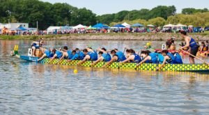 Nevada's Dragon Boat Festival Is The Most Exciting Way To Spend A Summer Day