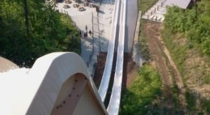 A Ride Down Tennessee Tallest Waterslide Will Make Your Summer Complete
