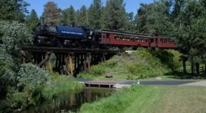 This Wine and Dinner Train In South Dakota Is Perfect For Your Next Outing