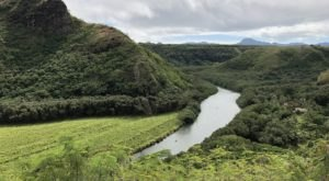 The One Park In Hawaii With Waterfalls, Temples, A River, And Geological Wonders Truly Has It All