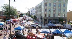 This Massive, Amazing Wisconsin Farmers Market Is Not What You Think