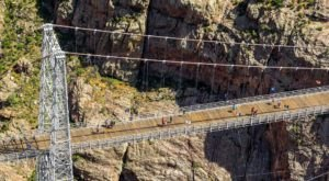 The Bridge Walk In Colorado That Will Make Your Stomach Drop