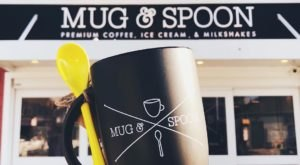 There's No Bad Time To Visit This Coffee Shop And Ice Cream Parlor In Delaware