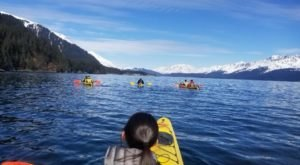 The Unbelievable Kayak Tour That Leads You To An Abandoned Alaska WWII Barracks