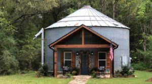 This Grain Bin Bed & Breakfast In Mississippi Is The Ultimate Countryside Getaway