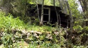 There's A Hike In North Carolina That Leads You Straight To An Abandoned Village