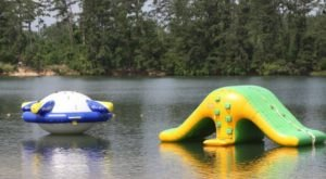 This Giant Inflatable Water Park In Louisiana Proves There's Still A Kid In All Of Us