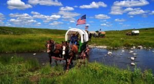 This Historic Wagon Train In North Dakota Heads Off On Another Journey Soon And You Don't Want To Miss It