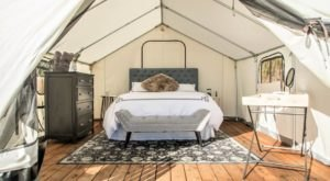 There's A New Glampground In The Hamptons And It's Just As Luxurious As It Sounds