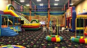 The Four Story Indoor Playground In New Hampshire That Your Kids Will Absolutely Love