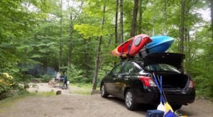 You Can Rent This Entire Campground In New Hampshire For Just $80 Per Night