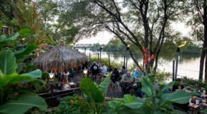 The Tiki Restaurant In Minnesota With The Best Riverfront Patio Anywhere