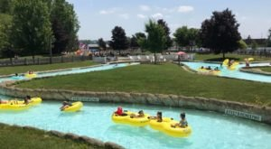 This Magical Water Park Near Buffalo Has The Most Epic Lazy River In The State