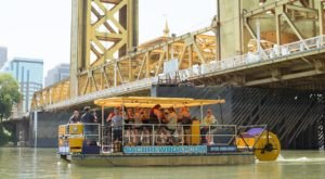 Take A Ride On Northern California's Brew Boat To Really Make Your Summer Epic