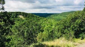 The Deep Green Gorge In North Dakota That Feels Like Something Straight Out Of A Fairy Tale
