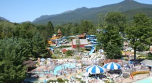 This Old-School Water Park In New Hampshire Is The Most Fun You've Had In Ages
