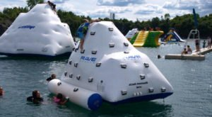 This Giant Inflatable Water Park In Pennsylvania Proves There's Still A Kid In All Of Us