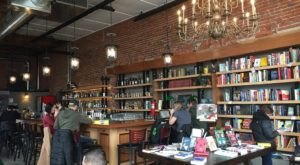 Sip Wine While You Read At This One-Of-A-Kind Bookstore Bar In Missouri