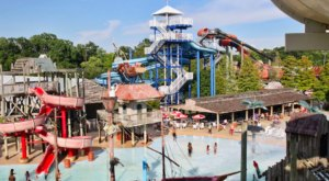 This Old-School Water Park In Louisiana Is The Most Fun You've Had In Ages