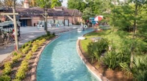 Beat The Heat With A Trip Down This 750-Foot Lazy River In New Orleans