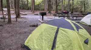 You Can Rent This Entire Campground In North Carolina For Just $50 Per Night