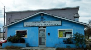 You'll Go Loco For The Goodies From This Mexican Bakery In North Carolina