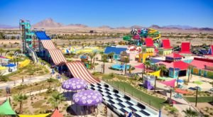 This Old-School Water Park In Nevada Is The Most Fun You've Had In Ages