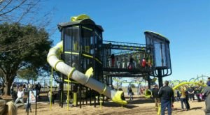 9 Amazing Playgrounds In Austin That Will Make You Feel Like A Kid Again