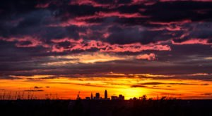 11 Gorgeous Cleveland Parks Where You Can Enjoy Dreamy Summertime Sunsets