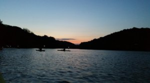 This Magical Moonlight Float Trip Near Pittsburgh Will Take Your Summer To A Whole New Level