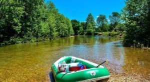 This Missouri Campground With Family-Friendly Floats Will Be Your New Favorite Summer Spot
