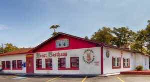 The German Diner In South Carolina Where You'll Find All Sorts Of Authentic Eats
