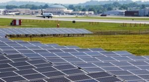 This American Airport Is The First To Run Entirely On Solar Power