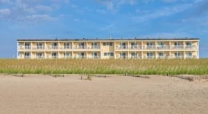 Wake Up To The Sound Of Waves When You Stay At This Charming New Jersey Hotel