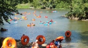The Longest Float Trip In West Virginia Will Bring Your Summer Tubing Dreams To Life