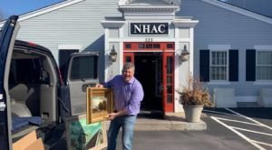 You Could Spend All Day At This One-Stop-Antique-Shop In New Hampshire