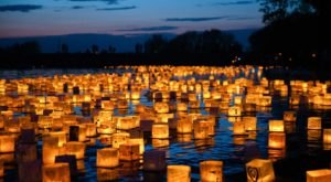 There's A Water Lantern Festival Coming To New York And It's Downright Magical