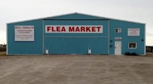 The Charming Out Of The Way Flea Market In North Dakota You Won't Soon Forget