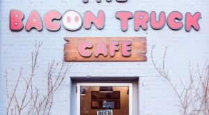Satisfy All Your Cravings At This Scrumptious Bacon-Themed Cafe In Massachusetts