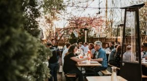 Don't Pass Up A Chance To Dine On Nashville's Most Enchanting Patio This Season