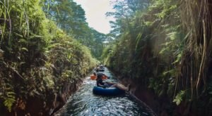 This Mountain Tubing Adventure Is A Must Have In Hawaii This Summer