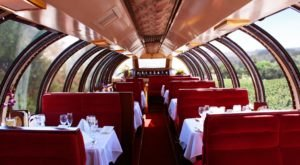 This Wine and Dinner Train In Northern California Is Perfect For Your Next Outing