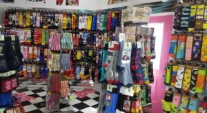 This Quirky Sock Store In Maryland With Over 1,500 Styles Will Speak To Your Sole