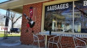It's Impossible Not To Love This Quirky Hot Dog Restaurant Near New Orleans