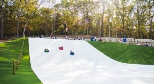 The Downhill Summer Tubing Adventure In Missouri That's Unlike Any Other