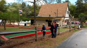 This Campground In South Carolina Is Perfect For A Family Staycation Any Time Of The Year