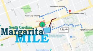 Drink Your Way Through South Carolina On The Margarita Mile