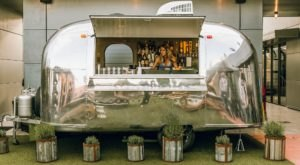 This Nashville Bar Serves Drinks From The Back Of A Vintage Greyhound Bus